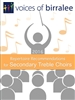 Repertoire Recommendations for Secondary Treble Choirs
