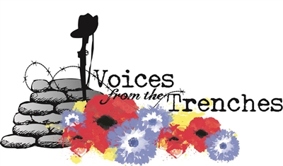 Voices from the  Trenches  Logo