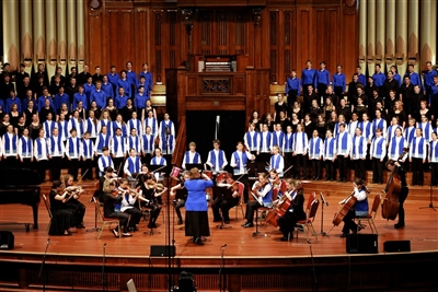 Voicesof Birralee  Massed Choir